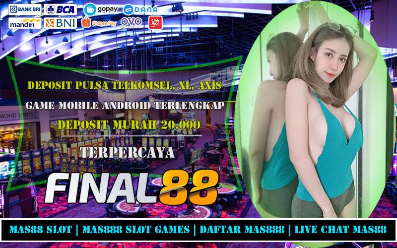 Mas88 Slot